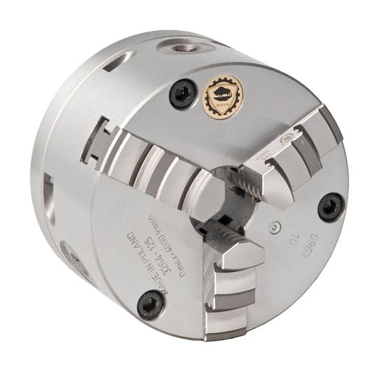 Rotagrip - 125mm Bison 3 Jaw Adjustable Scroll Chuck