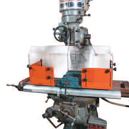 Rotagrip Max A Just Milling Machine Guard