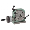 "02) Bison 6""/150mm Horizontal / Vertical Rotary Table"