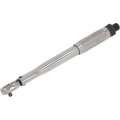 "06) 1/4"" inch Drive Ratchet Torque Wrench Range 20 - 200 in lbs"