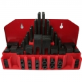 "13) Clamping Kit 1/2"" Slot 3/8"" Stud"