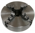 150mm 4 Jaw Independent Chuck Myford Mount