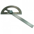 Kinex 120mm Machinist Protractor Angle Finder Stainless Steel