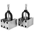 Precision Vee Blocks 123 x 89 x 70mm