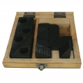 "Step Block Set 20 Piece to suit 3/8"" Stud"