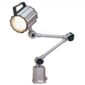 Water Proof Halogen Machine Lamp Long  Arm