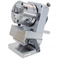 Vertex Punch Former With 3 Jaw Chuck Mounted on Sine Plate